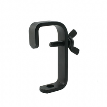 Doughty T20101  Hook Clamp, Standard, Black